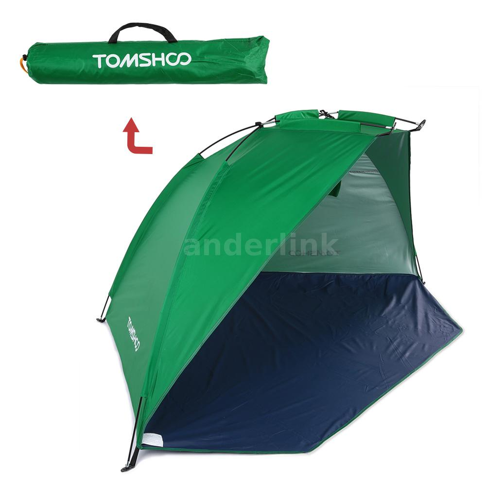 Portable Sports Canopy : Portable beach sun shade canopy tent outdoor camping