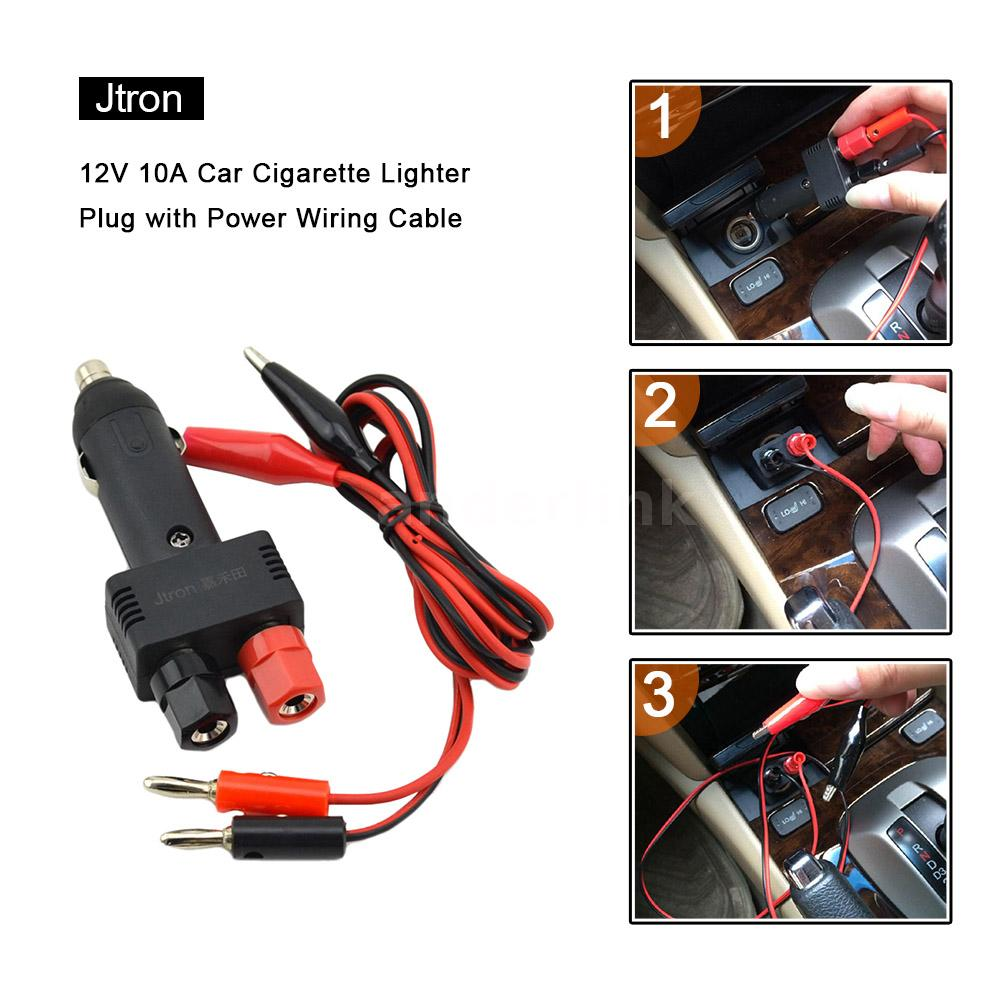 car cigarette lighter adapter wiring diagram solidfonts tso approved cigarette lighter receptacle dc converters power
