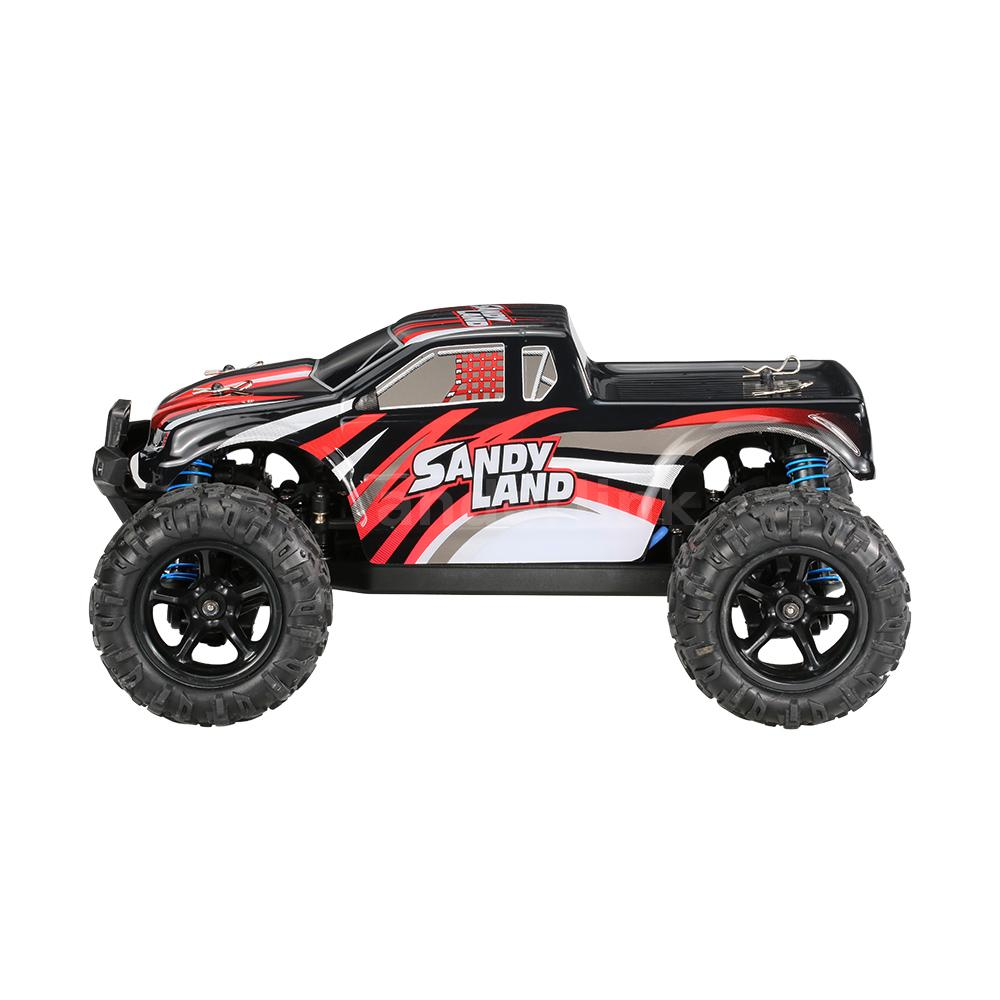 pxtoys 1 18 2 4ghz 4wd sandy land monster truck rc. Black Bedroom Furniture Sets. Home Design Ideas