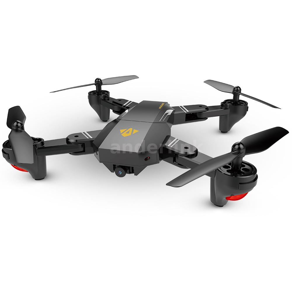 VISUO? XS809W Upgraded Version XS809HW 2.4G Foldable RC Quadcopter Wifi FPV Selfie Drone ?64%OFF+FREE SHIPPING?