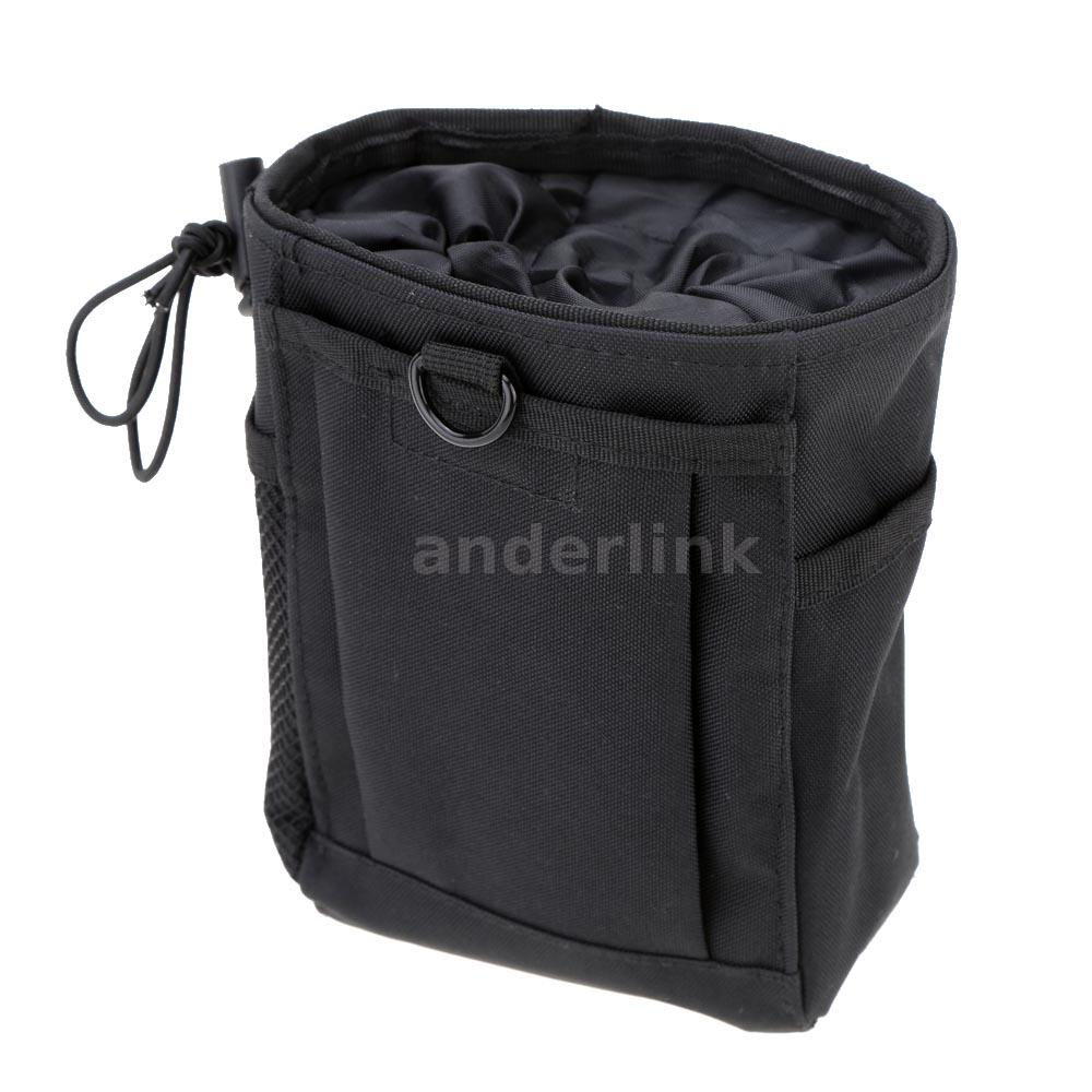 tactical military storage bag camping hiking pouch bag